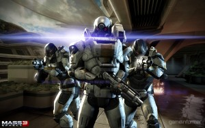 Mass Effect Exclusive Screenshot 1