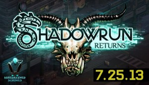 Shadowrun Returns Launch